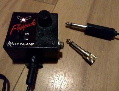 Flyspeck Portable Belt Guitar Phone Amp