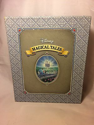 Disney Magical Tales Books In Chest Presentation Case