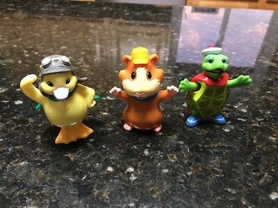 Wonder Pets  Fly Boat Only Replacement  Tuck Ming Ming Figures