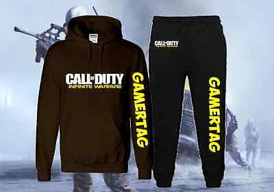 Call Of Duty Infinite Warfare Tracksuit Kids - Option Of Free Gamer Name