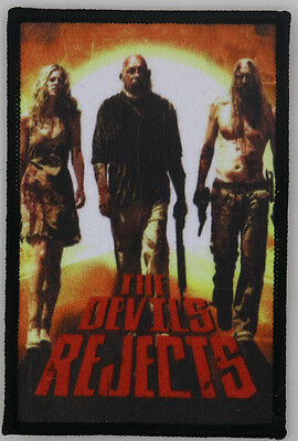PATCH - The Devil's Rejects - Color HORROR movie - Rob Zombie Captain Spaulding