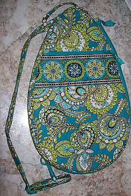 Vera Bradley Racquet Tennis Cover in Peacock NWT Retail $ 65