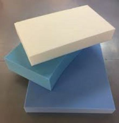 Foam Cut to Size high density foam seat cushions,sofa cushions Firm Blue 39kg