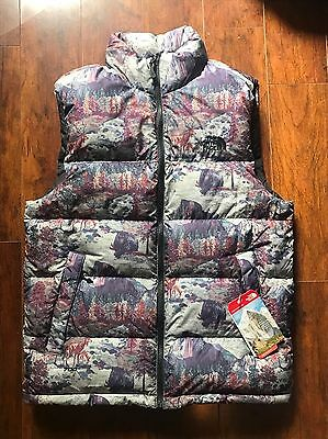 The North Face Men's Nuptse Down Vest Size Small