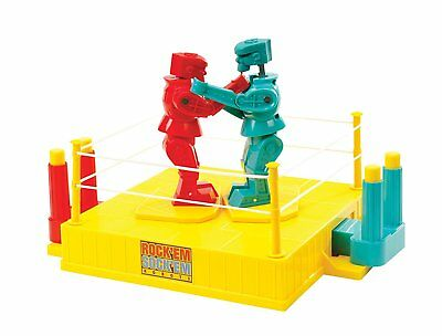 The New Rock 'em Sock 'em Robots Game, New, Free Shipping Home, Family fun kids.