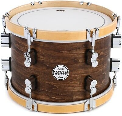 """PDP Concept Maple Classic Mounted Tom - 8""""x12"""" - T"""