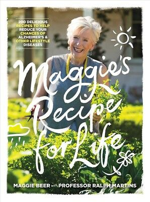 New Maggie's Recipe for Life By Maggie Beer with Professor Ralph Martins