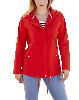 New Womens Lightweight Parka
