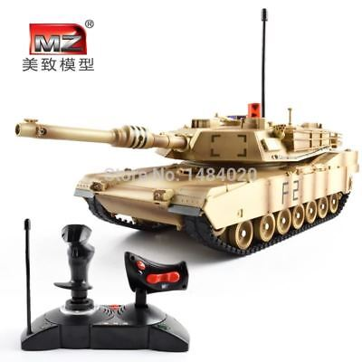 1:14 ultra large RC Army Tank remote control RC tank live battle game