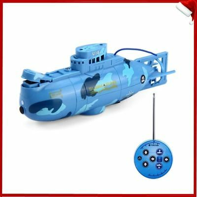 RC Submarine 6 Channels High Speed Radio Remote Control