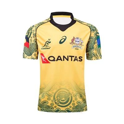 Australian commemorative edition of football Jersey Classic Rugby Jersey