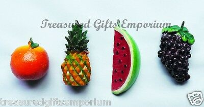 Tropical Fruit Tablecloth Weights