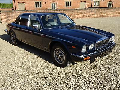 Daimler Double Six Series 3  5.3 Auto 1990 Covered 38K Klm / 23K Miles From New