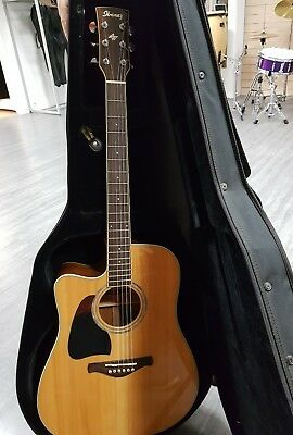guitare electro acoustique Ibanez artwood àw300