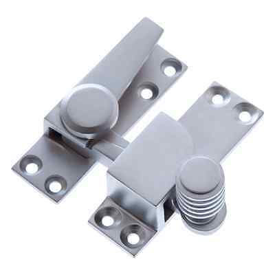Sash Window Fastener: Beehive patterned Latch Lock Doors Hatches