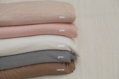 NEW Texture Silky Soft Stretch Wrap for Newborn Slider Photo Prop Backdrop