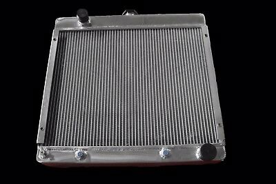 3 ROWS 1970-1972 Dodge Dart PLYMOUTH Duster,Valiant V8 ENGINE ALUMINUM RADIATOR