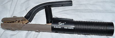 Tweco Professional 500 Amp Twecotong Electrode Holder A-38-Hd New In Box!