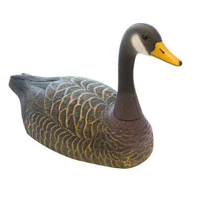 Velda Realistic Pond Plastic Decoy Goose Floating Geese Deterrent Bird Scarer