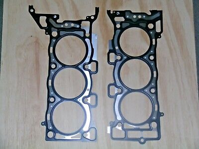 Genuine Cg Captiva V6 3.0 Sidi Head Gaskets + Head Bolts (Lf1)