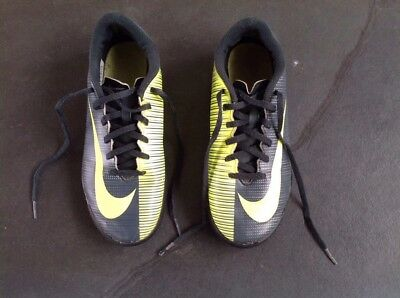 Nike Mercurial Cr7 Trainers Astro Turf Size Uk 5.5