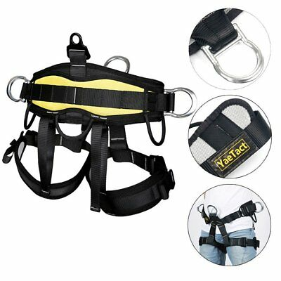 Climbing Treestand Harness,Roofers/Tree Working Safety Belt for Tree Harness
