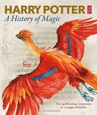 *Pre-Order* [NEW] Harry Potter - A History of Magic:The Book of the Exhibition