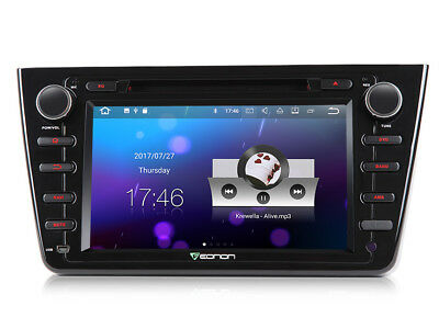 "8""HD-Autoradio 2GB Quad-Core ANDROID 7.1 Mazda 6 2008-12 Wifi USB Navi DAB A2DP"