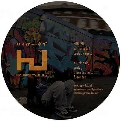 Cooly G - Narst/Love Dub
