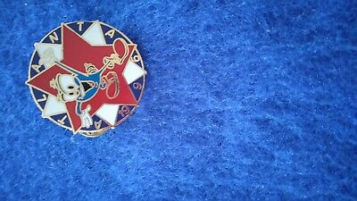 ATLANTA Olympics 1996 MASCOT IZZY PIN/BADGE