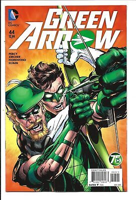 Green Arrow #44 Variant (2015) 1St Printing Dc Comics
