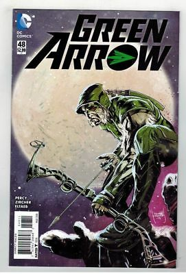 Green Arrow #48 (2016) 1St Printing Dc Comics