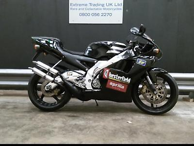 Aprilia RS250 Mk1 Chesterfield Replica with very low miles 1996
