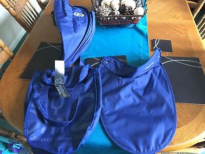 Oyster Max, Gem or 2 Carrycot Navy Colour Pack