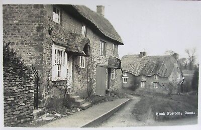 Thatches In Hook Norton Oxfordshire Early Rp Pc