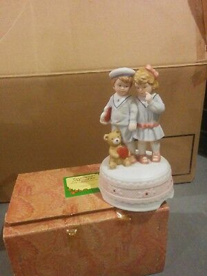 ENESCO Treasured Memories Young Love