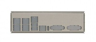 Supermicro Standard I/O shield for X10DRL Serie with EMI Gasket MCP-260-00062-1N