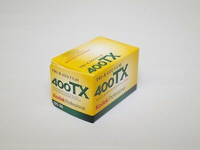 Kodak Professional Tri-X 400 35mm Black and White Print Film 135-36 EXP