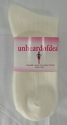 Unheardofdeal Ladies Hi-Bulk Acrylic Crew Socks Amazingly Soft Made in USA W7112