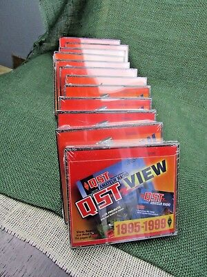 QST View 1915 - 1999 FULL 12 Vol. Set QST Magazine on CD-ROM