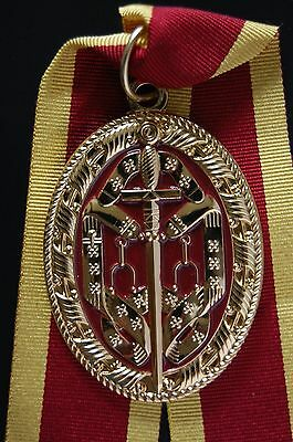 The Knights Bachelor's Badge / Medal.