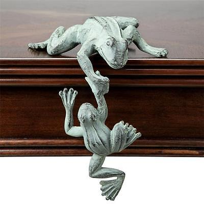 Adorable Helping Hands Frogs Shelf Sitters  Figurines,7.5''H,