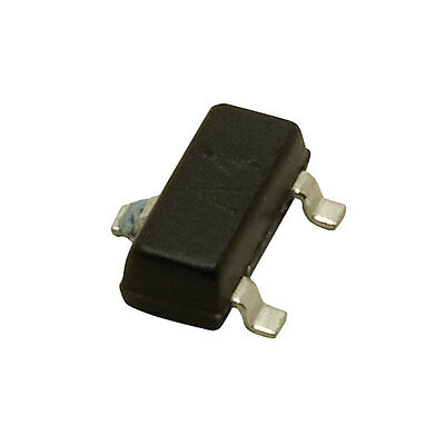 Qty 30 NXP 2N7002BK SOT-23 ESD Protected N-Channel MOSFET SMD - US Seller