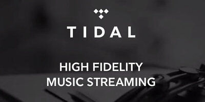 Tidal Hi-Fi / LIFETIME -FAST DELIVERY - BEST AUDIO QUALITY - ALL DEVICES