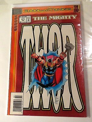 The Mighty Thor #471 Copper Age  CB2091