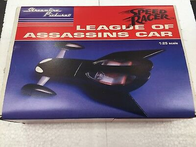 1992 streamline pictures Speed Racer League of Assassins Car 1:25