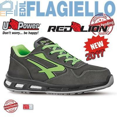 Scarpe Antinfortunistica Basse UPOWER Red Lion YODA S3 SRC dal 35 al 48