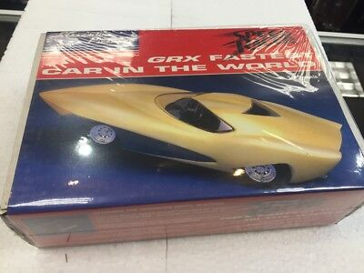"""1992 Streamline Pictures Speed Racer """"GRX Fastest Car in the World"""" 1:25"""