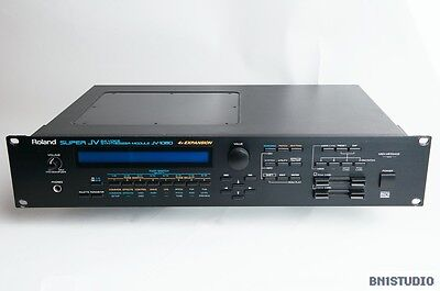 Roland JV-1080 Synthesiser, Refurbished, New Battery, Vintage, Made in Japan
