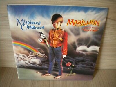Marillion -Lp -Misplaced - 1985